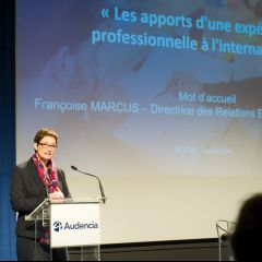 Audencia Career Connections Week : 4 jours pour booster sa future carrière