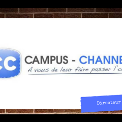 CAMPUS CHANNEL - DIRECTEUR FINANCIER