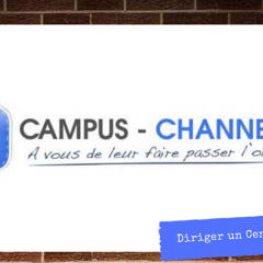 Campus Channel - Diriger un centre de profit