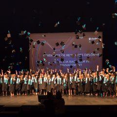 #Alumni_Bach17- Remise de diplômes
