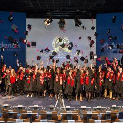 Cérémonie de remises des diplômes des Mastères Spécialisés®