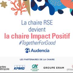 [Newsletter] Edito - De la chaire RSE à Impact positif