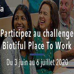 Biotiful Place To Work : le challenge rse des collaborateurs