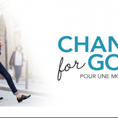 Le groupe Eram lance Change for Good