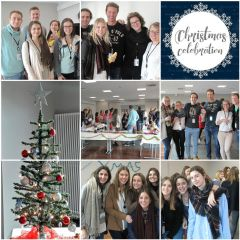 Christmas Celebration at Audencia