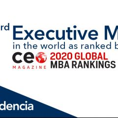 Audencia's Executive MBA and Full-time MBA step up on the podium !