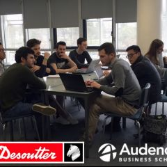 Session de coaching Desoutter