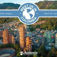 Meet us in Colombia
