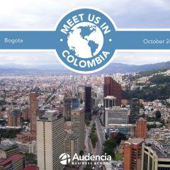 MEET US IN COLOMBIA