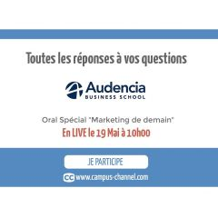 Le marketing de demain en live sur Campus Channel !