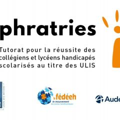 Opening of a 1st tutoring program PHRATRIES x Audencia