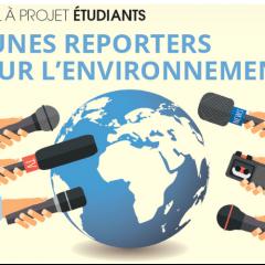 Participez au concours de reportages des Jeunes Reporters !