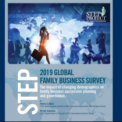 STEP SURVEY : Publication du rapport mondial