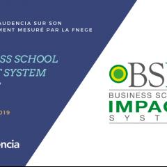 Rapport 2019 de l'impact d'Audencia sur son environnement