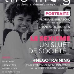 Découvrez the mag #1, le nouveau magazine Audencia Alumni