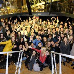 Farewell cruise