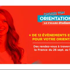Choisis ton orientation Nantes-Rennes - Le Figaro Etudiant