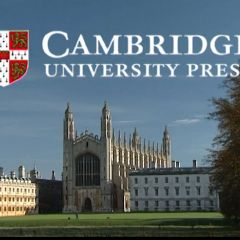Cambridge University Press donne accès à ses e-books !