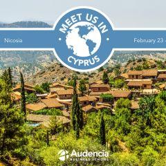Meet us in Cyprus