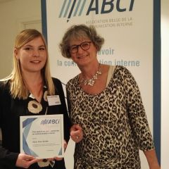 Marie Poux-Berthe récompensée par l'ABCi