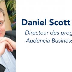 Audencia Business School nomme un Directeur des Programmes