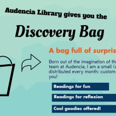 Discovery Bag 2017: registration now open