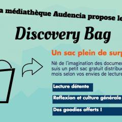 Discovery Bag 2017 : les inscriptions sont ouvertes