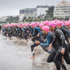 Triathlon Audencia – La Baule :  une 31ème édition réussie malgré les intempéries