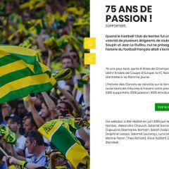 FC Nantes : 75 ans de passion !