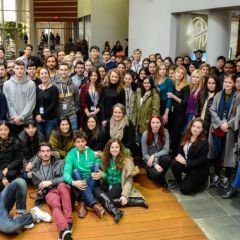 Audencia welcomed 128 international students !