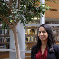 Découvrez le parcours de Karima, étudiante du MS MCI