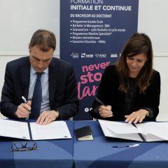 Sciences Po Saint-Germain et Audencia lancent un double-diplôme