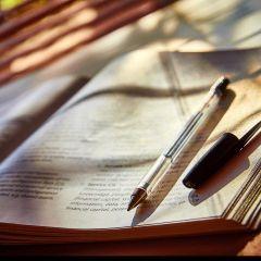 Avis aux créatifs : atelier d'écriture