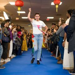 InterCultural Festival (ICF) 3: A flag event of Audencia