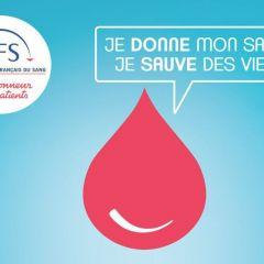 5 novembre : don du sang à Audencia