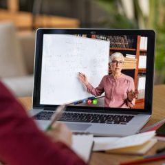 Comment se passent les cours en ligne ?