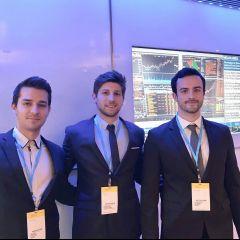 Audencia représentée à la European Finance Cup