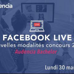 Concours 2020 Audencia Bachelor – Nouvelles modalités