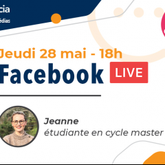 Facebook Live - Jeudi 28 Mai