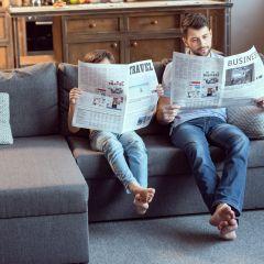 Articles de presse sur les entreprises familiales