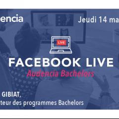 FACEBOOK LIVE AUDENCIA BACHELOR