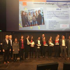 AUDENCIA remporte le prix de l'innovation Orange et Nokia
