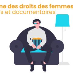 Semaine des femmes par le Knowledge Hub : films et docu