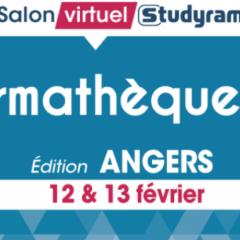 SALON VIRTUEL STUDYRAMA FORMATHÈQUE - ANGERS