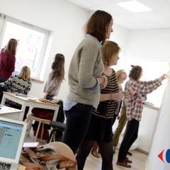 Carrefour challenge les étudiants d'Audencia