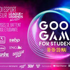 Audencia soutient Good Game For Students,  un tournoi esport caritatif pour les étudiants