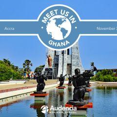 Meet us in Ghana