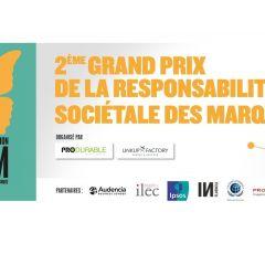 2ème Grand Prix de la Responsabilité Sociétale des Marques