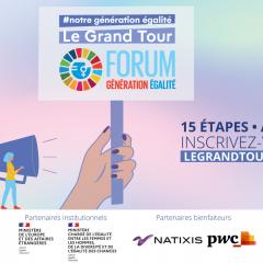 Le Grand Tour - Le Forum Génération Egalité à Nantes