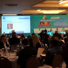 Emilios Galariotis co-chairs the 4th HAEE Annual International Symposium on Energy Transition
